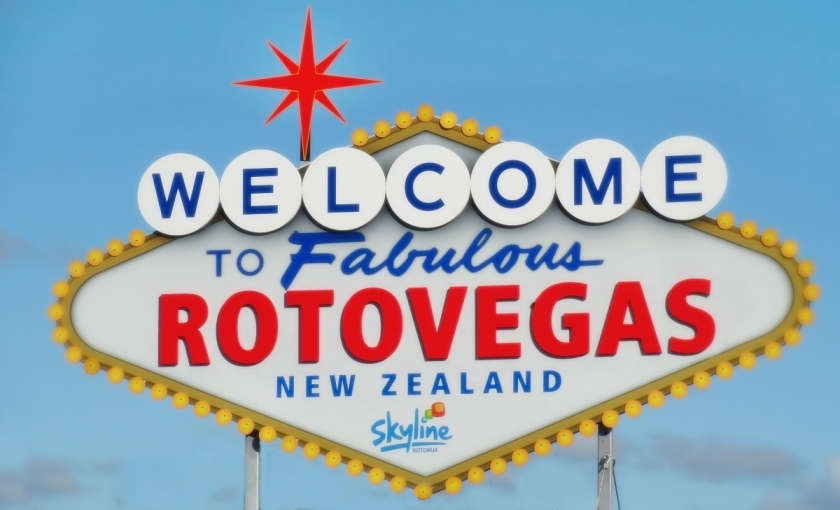 48 hours in (Roto)Vegas