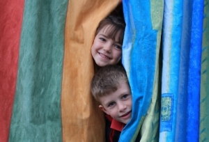 The Curtain Bank is an initiative from the Community Energy Action charitable gtrust.
