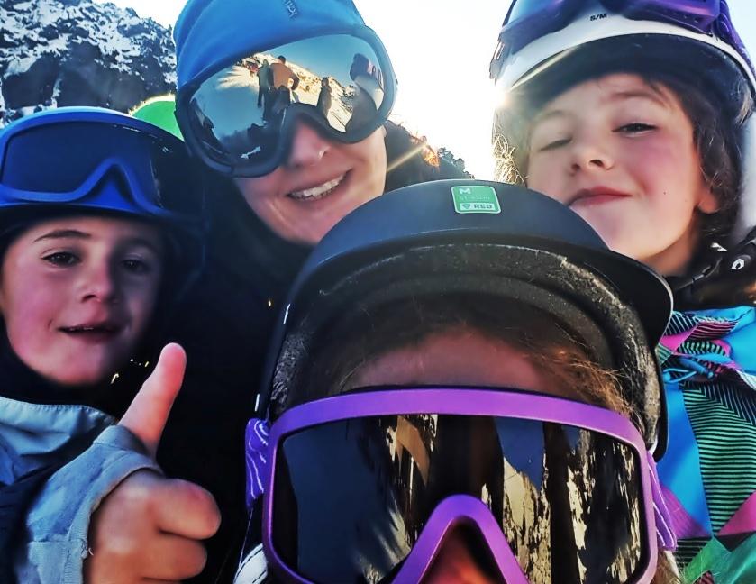A well organised ski trip is a happy ski trip.
