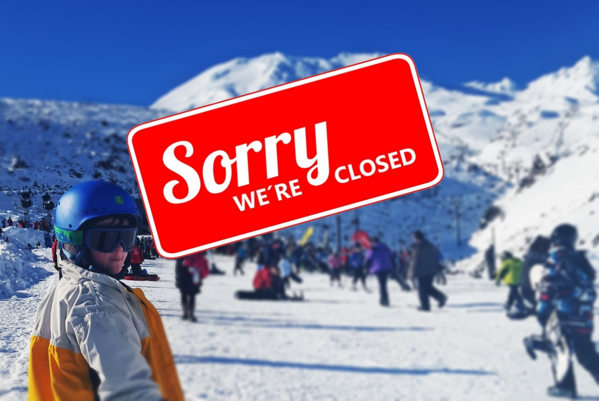 What to do in: Ohakune (when the Ski Fields are closed)
