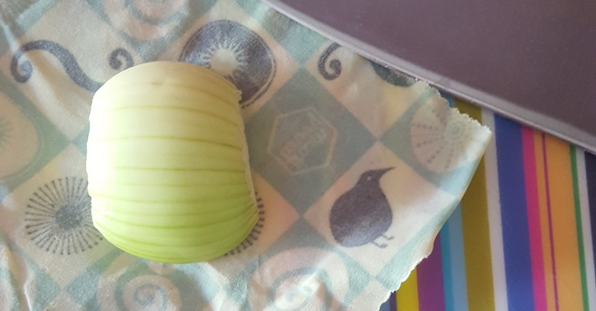 Honey Wraps are a great alternative to plastic cling film.